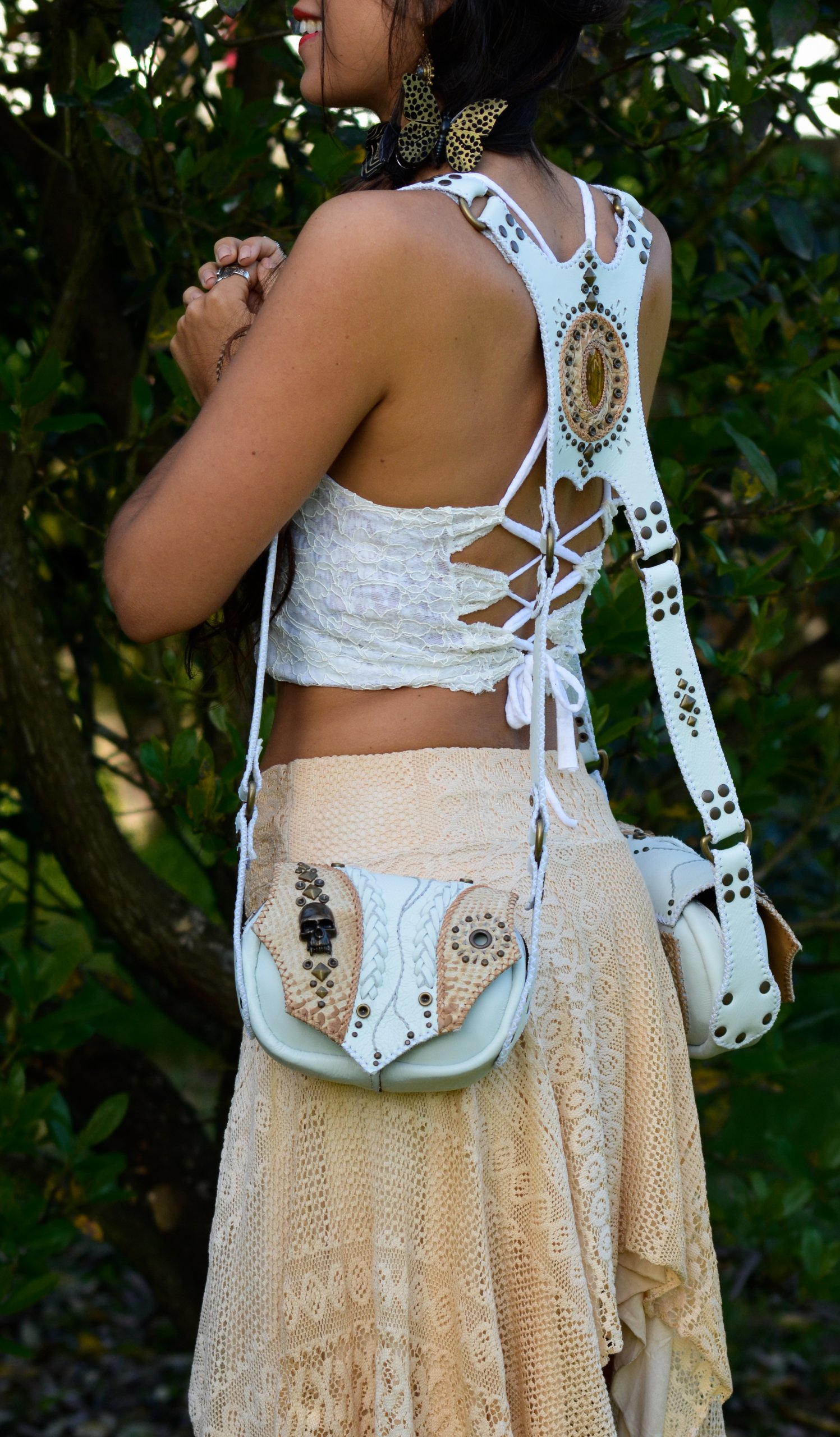 Leather Holster Goya by Siga Tribal