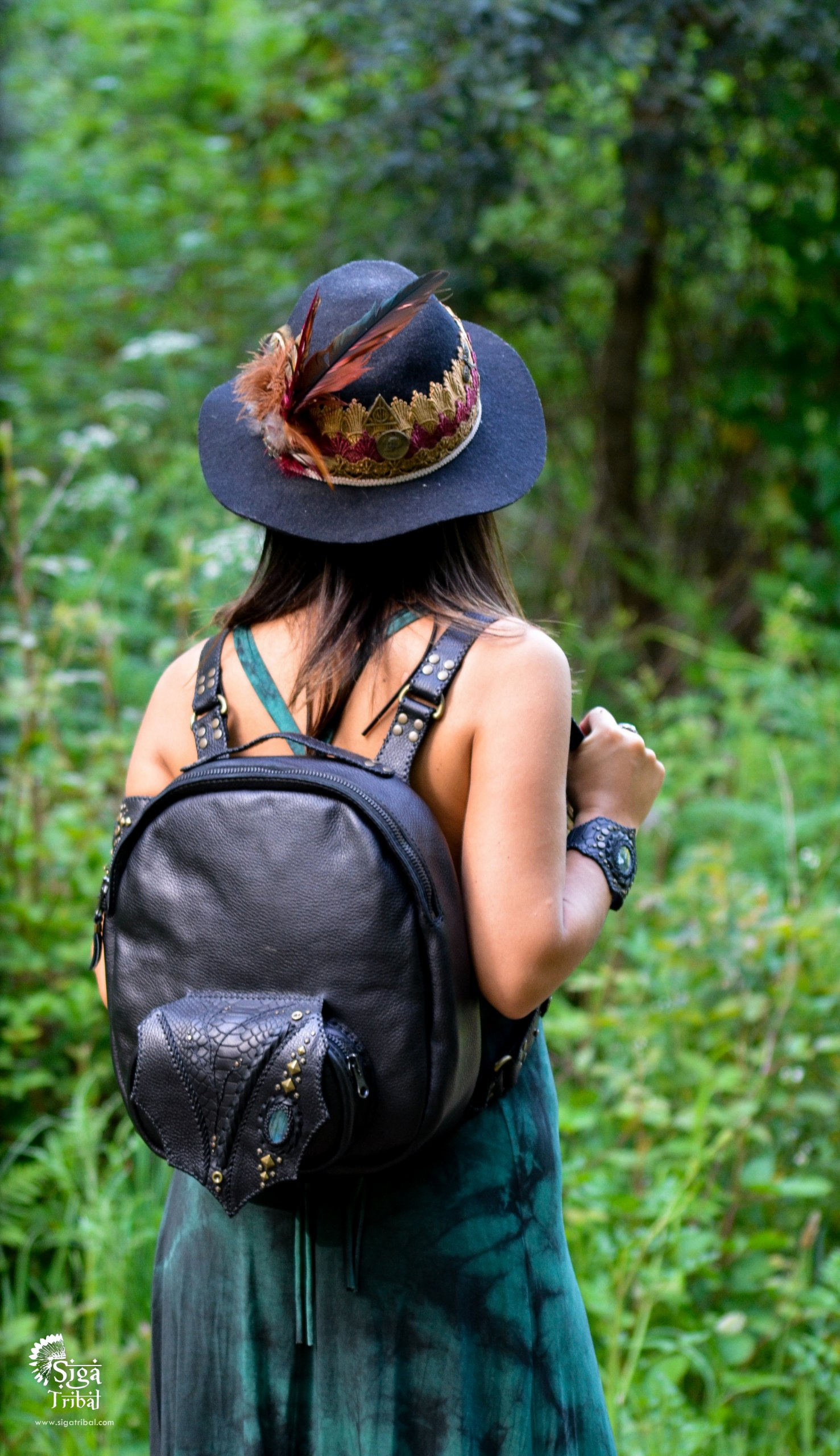 Backpack Classic by Siga Tribal