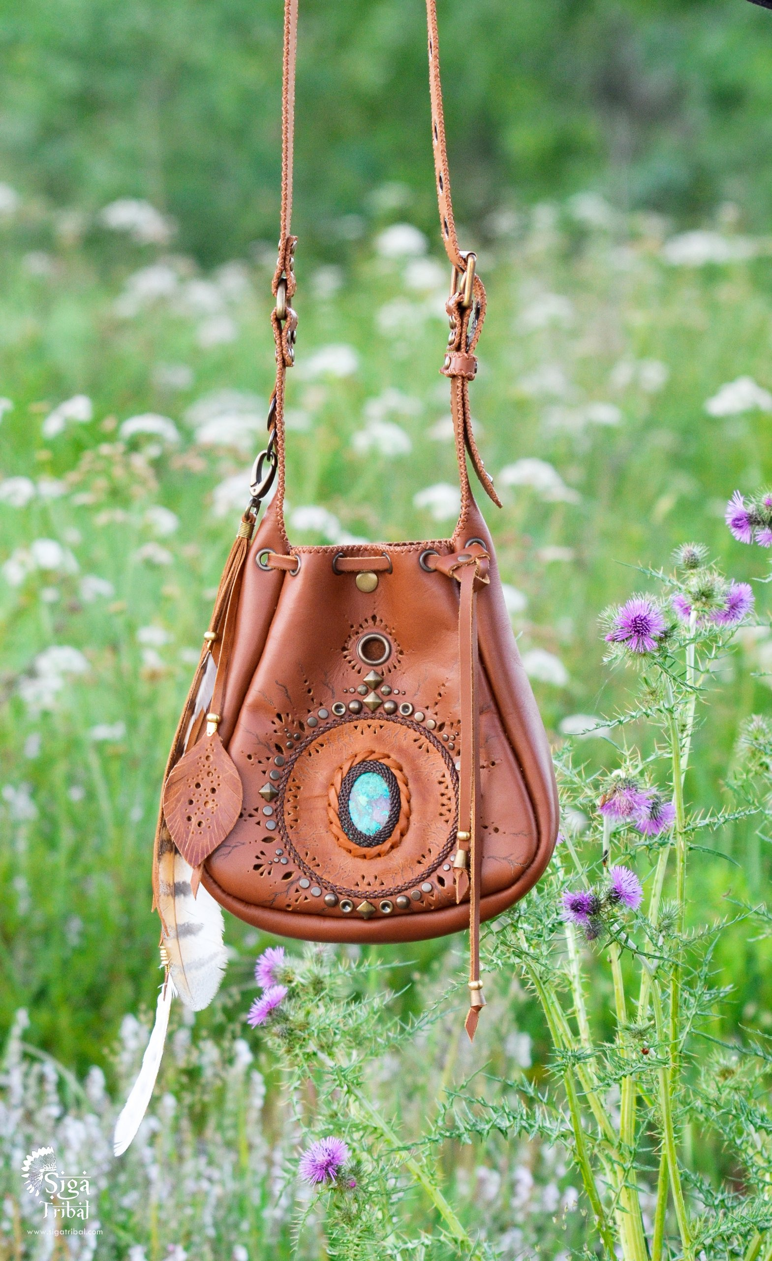 Bag Magic Drop Tan by Siga Tribal