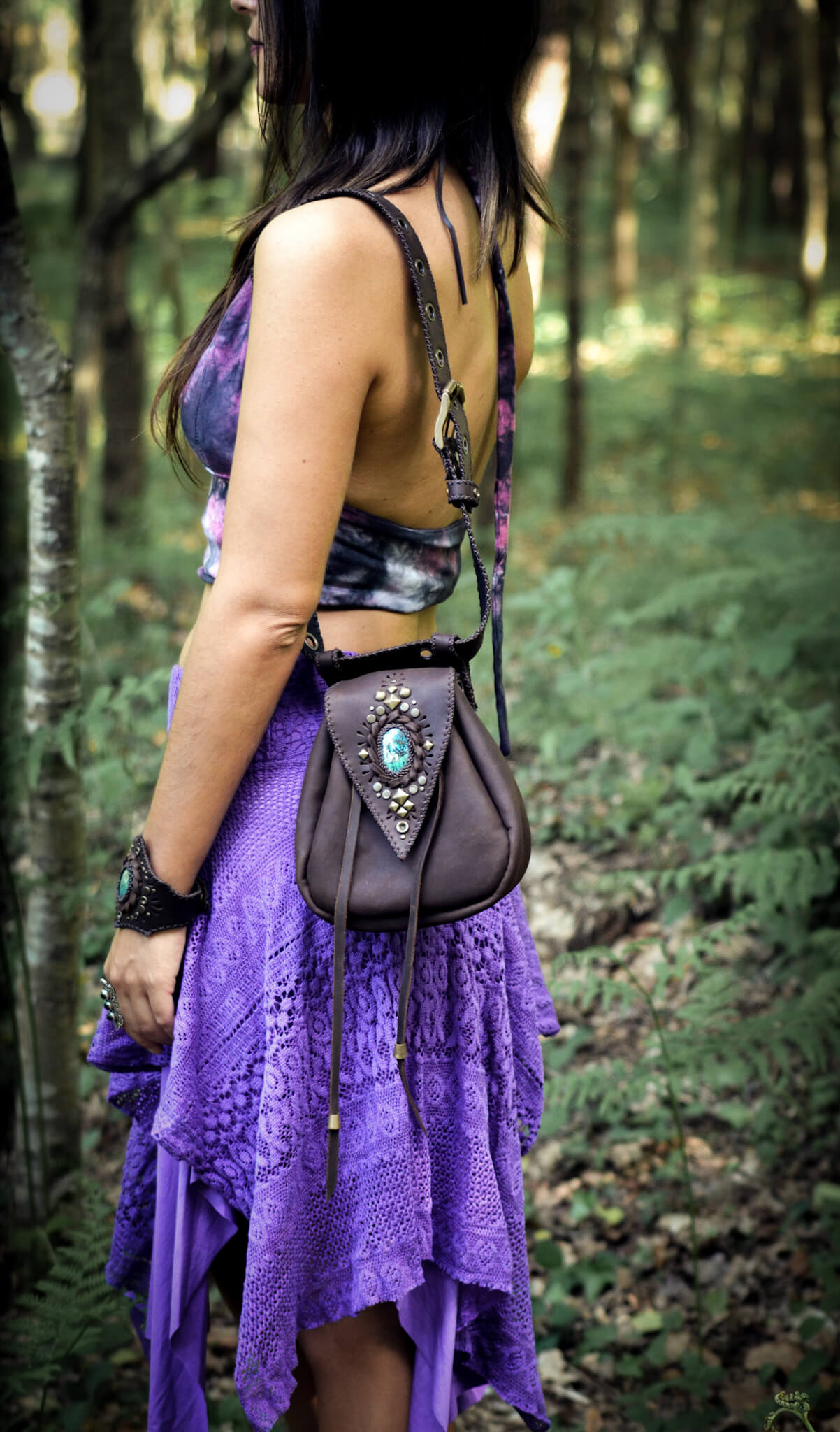 Belt Bag by Siga Tribal