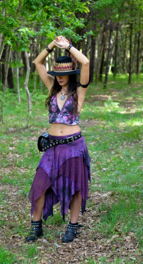 Skirt Gypsy by Siga Tribal