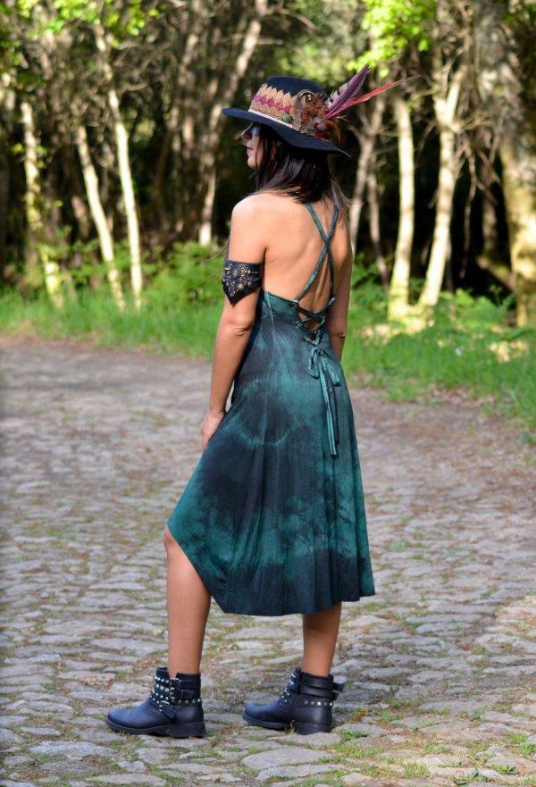 Dress Teal by Siga Tribal