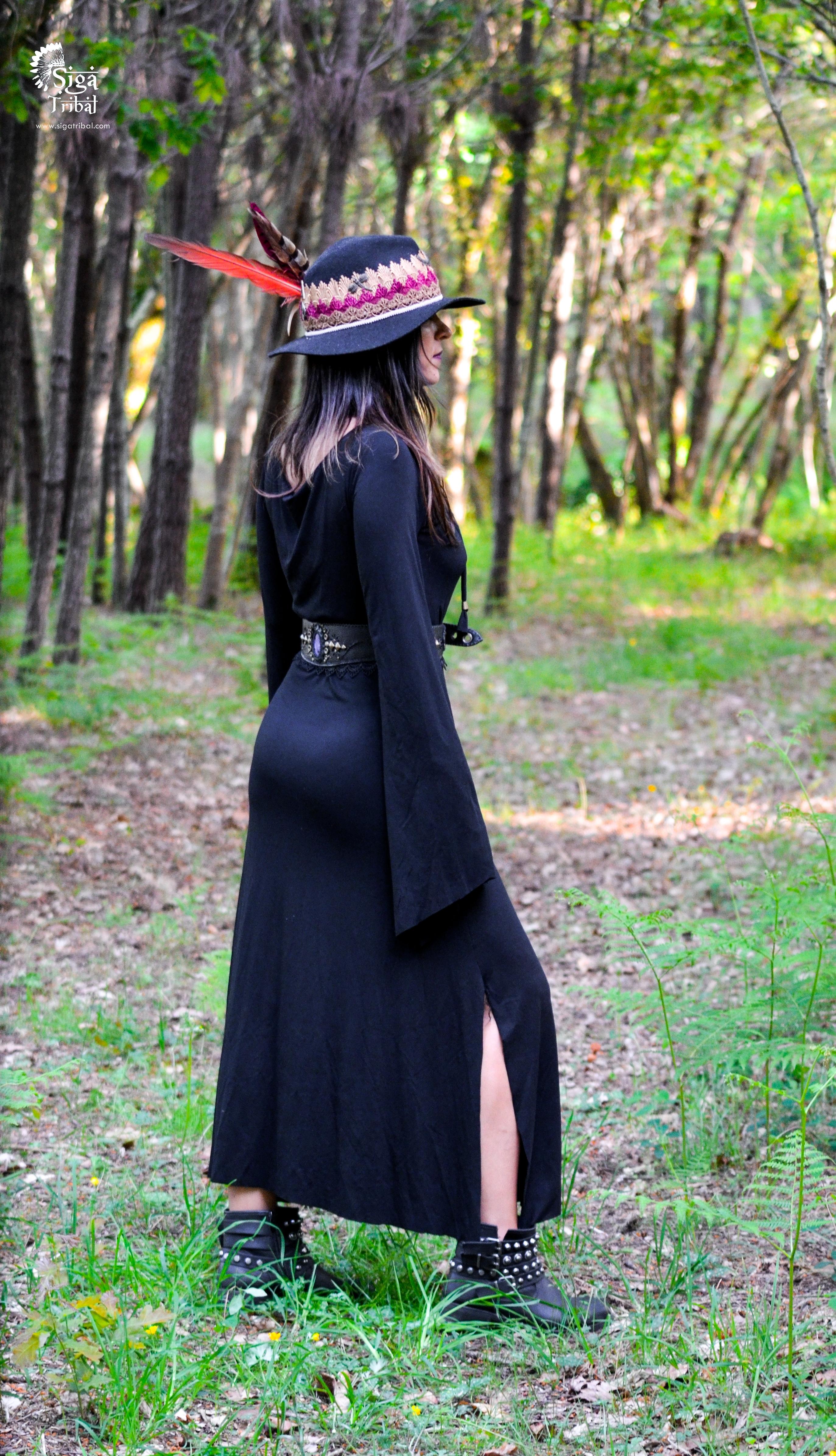 Dress Nightfall by Siga Triball