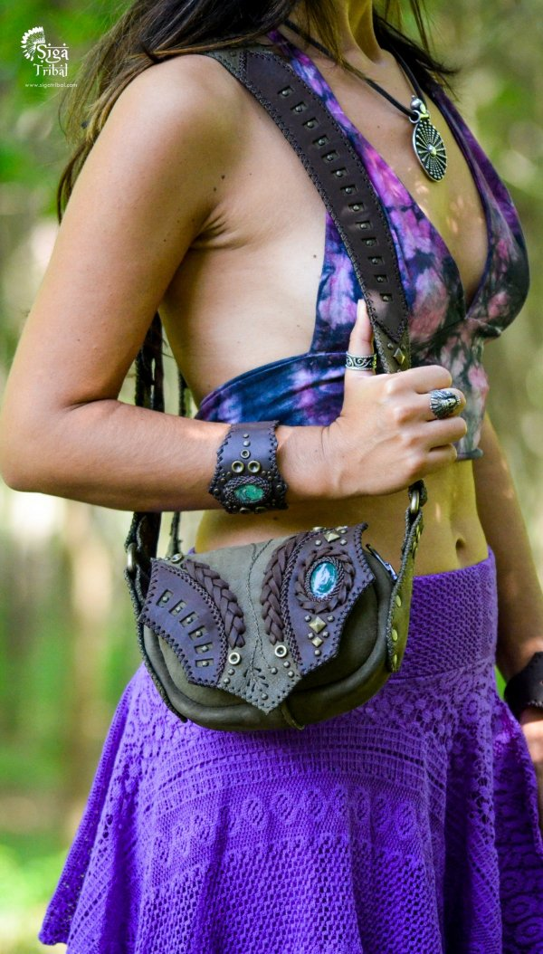 Holster Moss by Siga Tribal