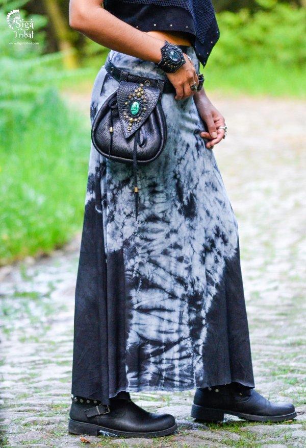 Black Pouch Handmade by Siga Tribal