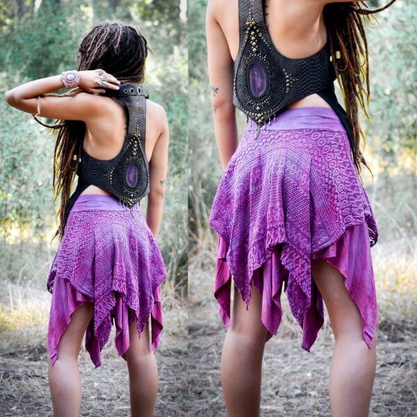 Skirt Rose by Siga