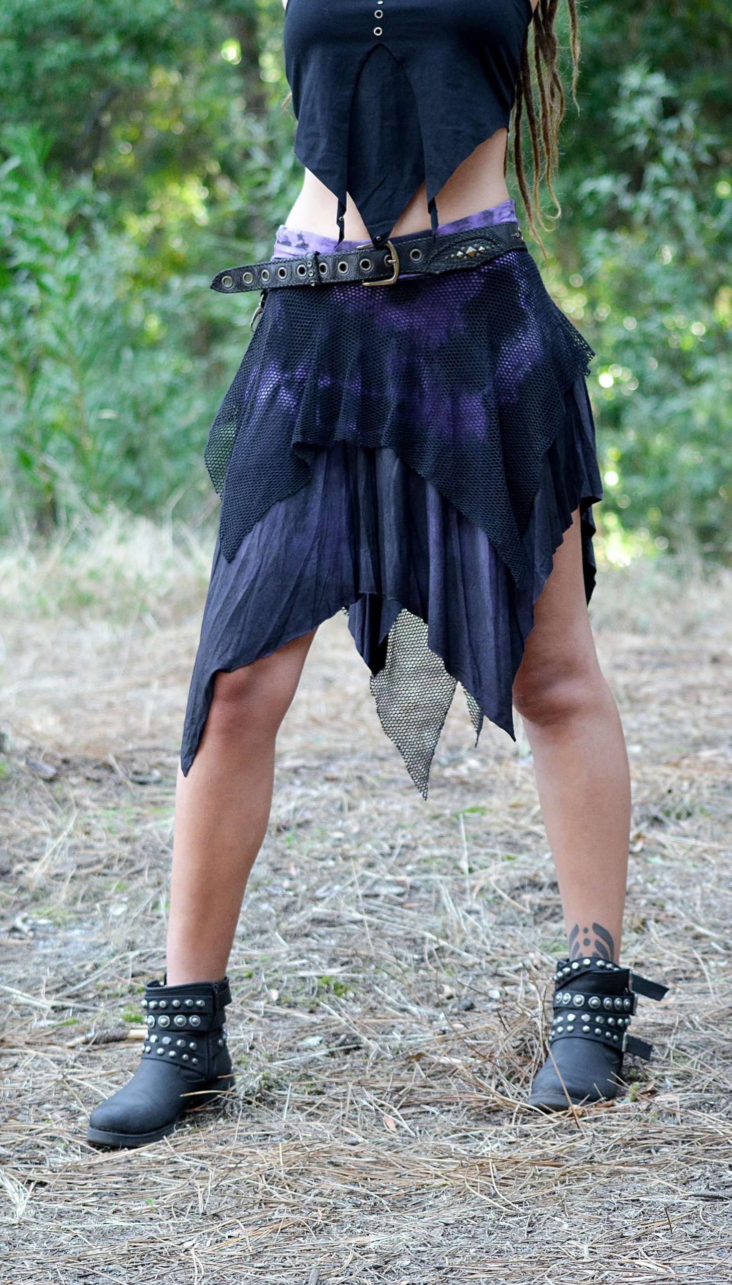 Belt Bag Amethyst by Siga Tribal