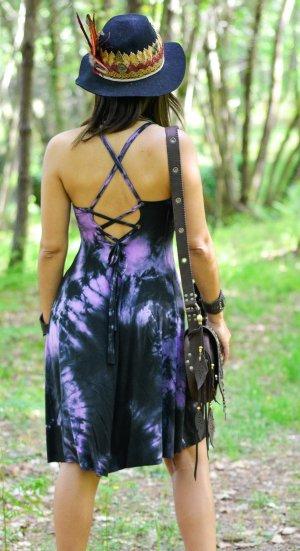Dress Lavander by Siga Tribal