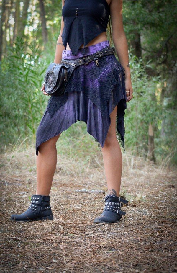 Skirt Lila by Siga Tribal