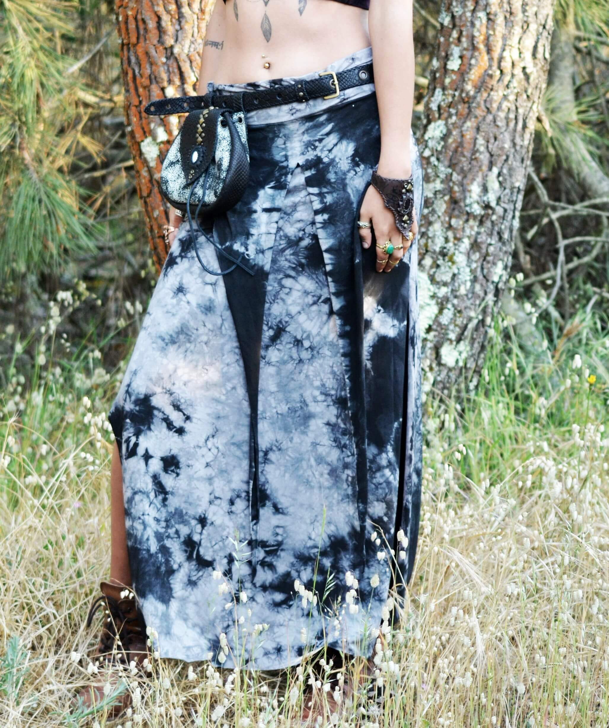 Skirt Maxi Elf by Siga Tribal