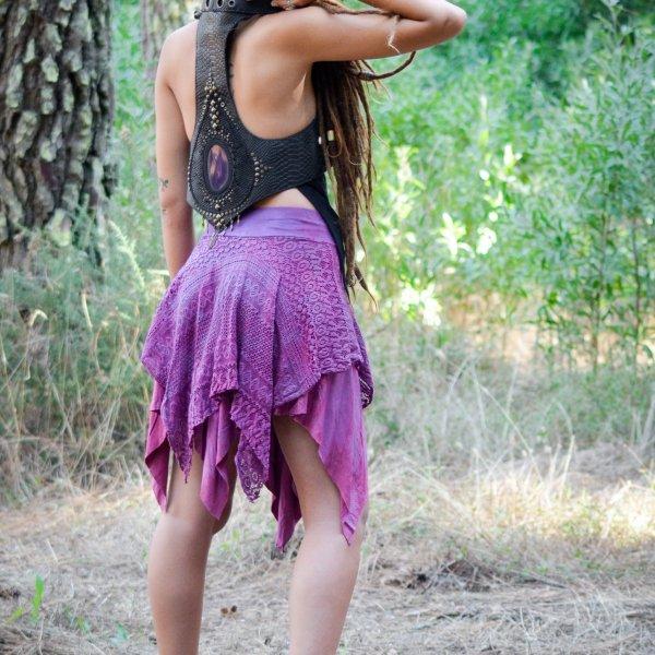 Skirt Rose by Siga Tribal