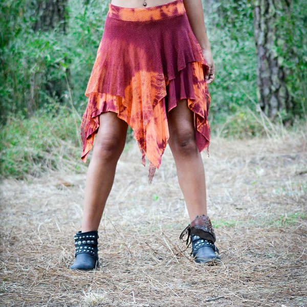 Skirt Sunrise by Siga Tribal