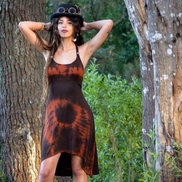 Dress Cinnamon by Siga Tribal