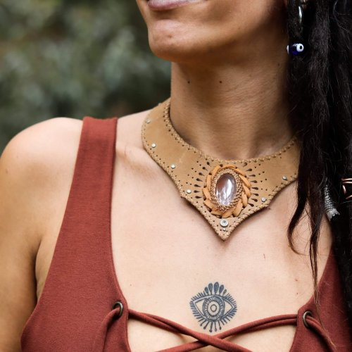Necklace by Siga Tribal
