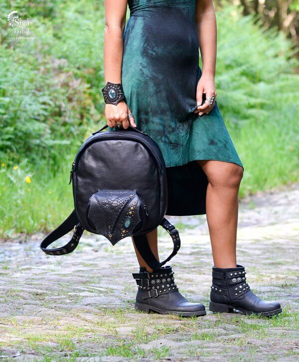 Backpack by Siga Tribal