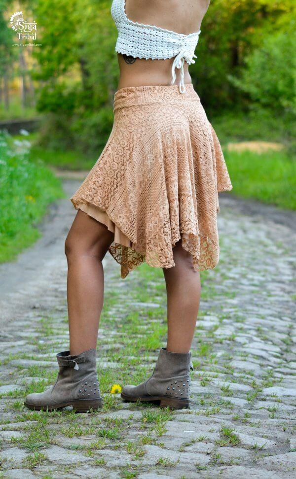 Skirt Honey by Siga Tribal