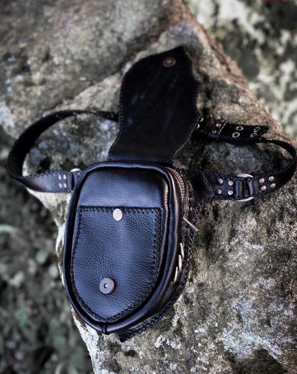 Belt bag by Siga Tribal