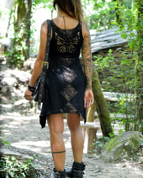 Dress DragonFly by Siga Tribal