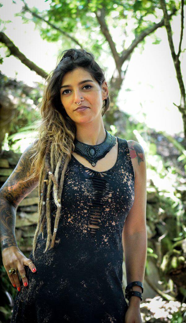 Dress DragonFly by Siga Tribal