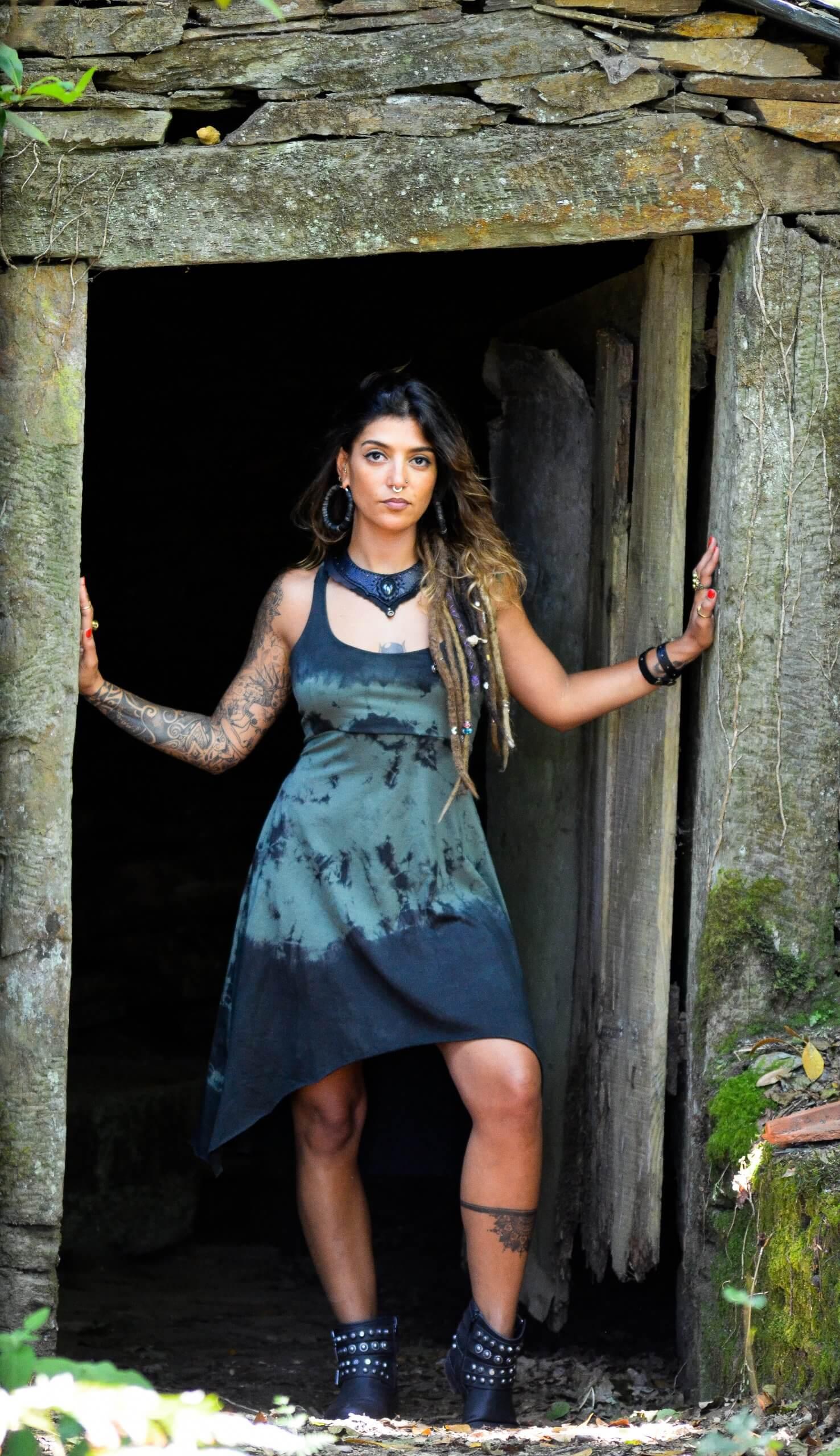 Dress Fern By Siga Tribal