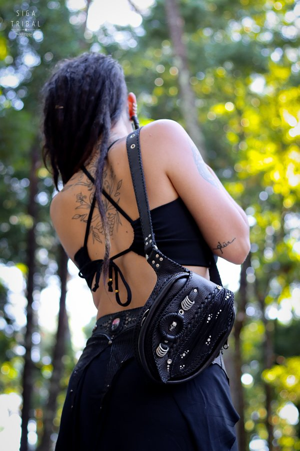 Belt Bag Yuka by Siga Tribal