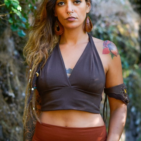 Brallete Brown by Siga Tribal