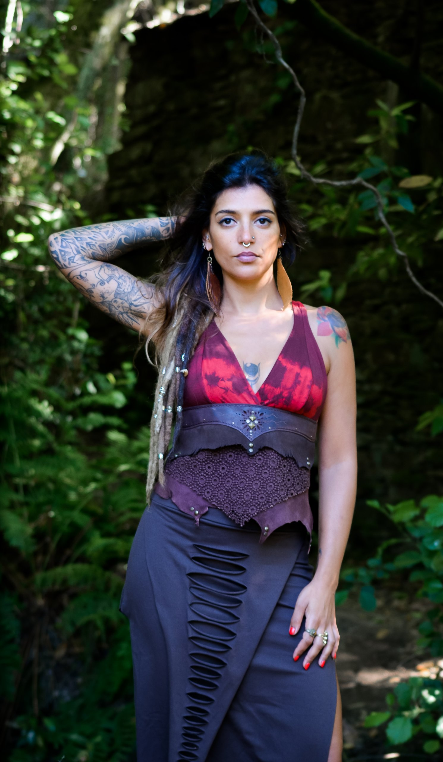 Top Halter by Siga Tribal