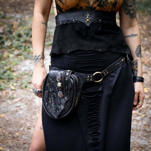 Belt Bag Pirate by Siga Tribal