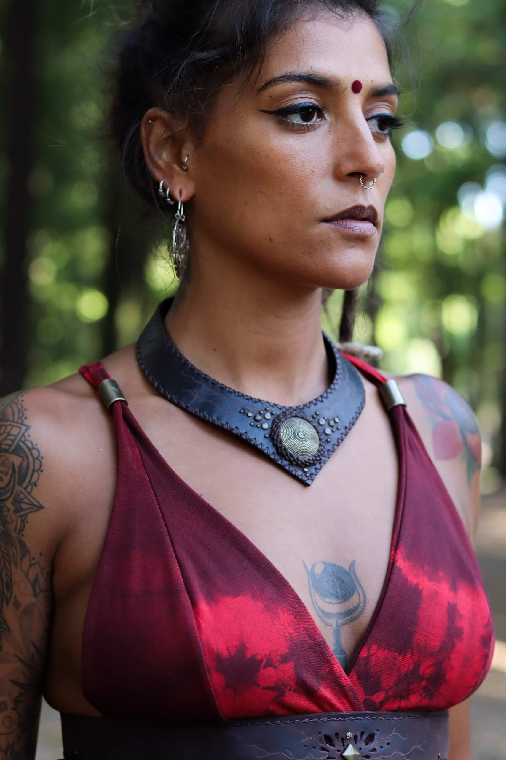 Necklace Tribus by Siga Tribal
