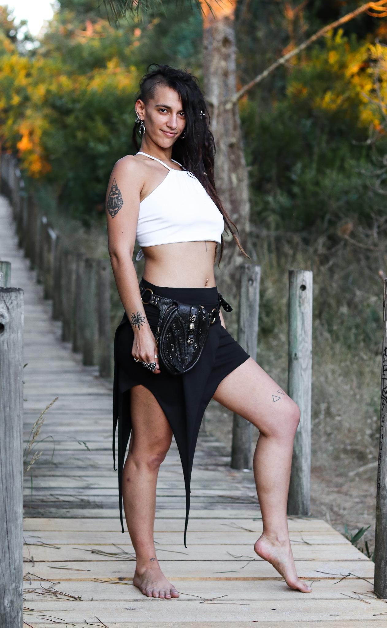 Belt Bag Pirate by Siga Tribal