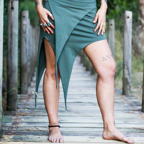 Skirt Sage by Siga Tribal