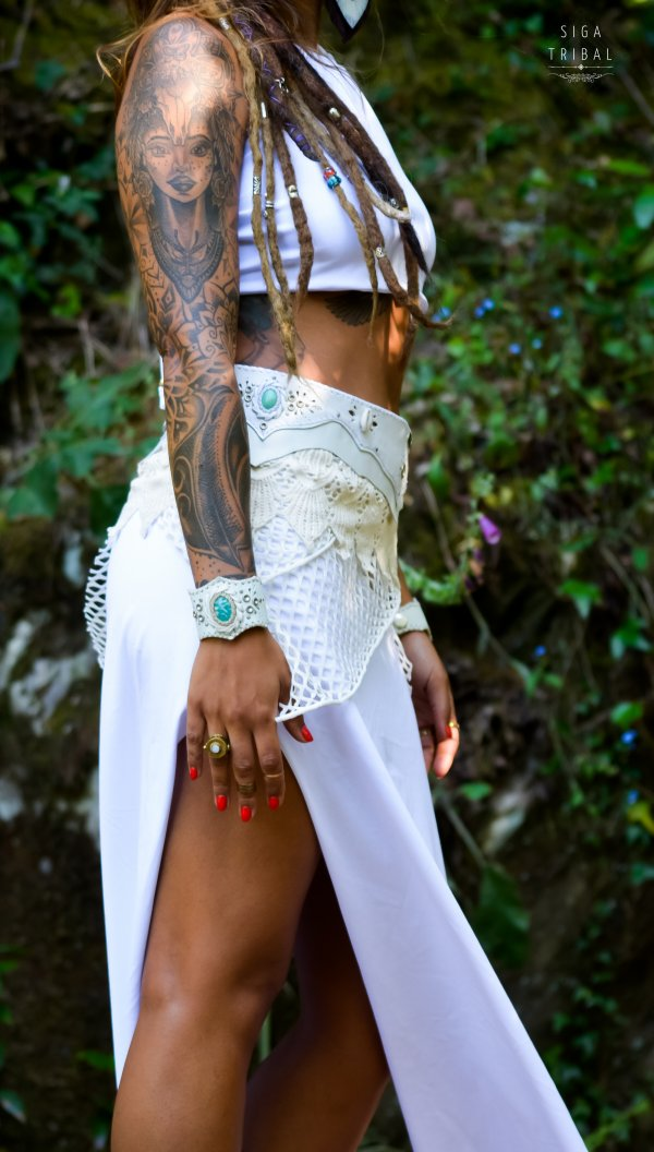 Skirt Mermaid by Siga Tribal