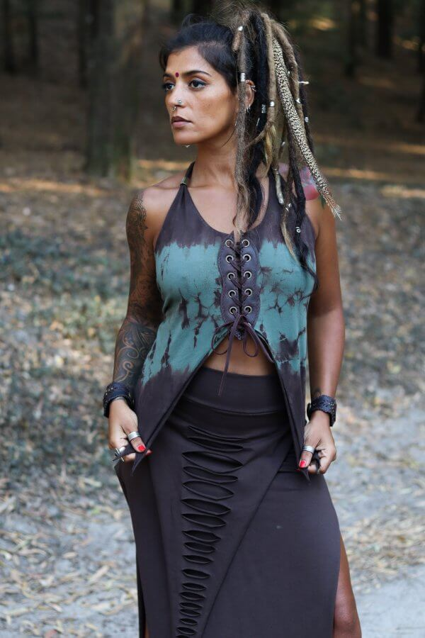Top Butterfly by Siga Tribal