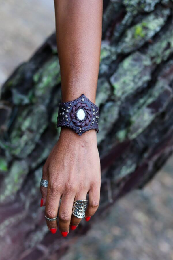 Bracelet by Siga Tribal