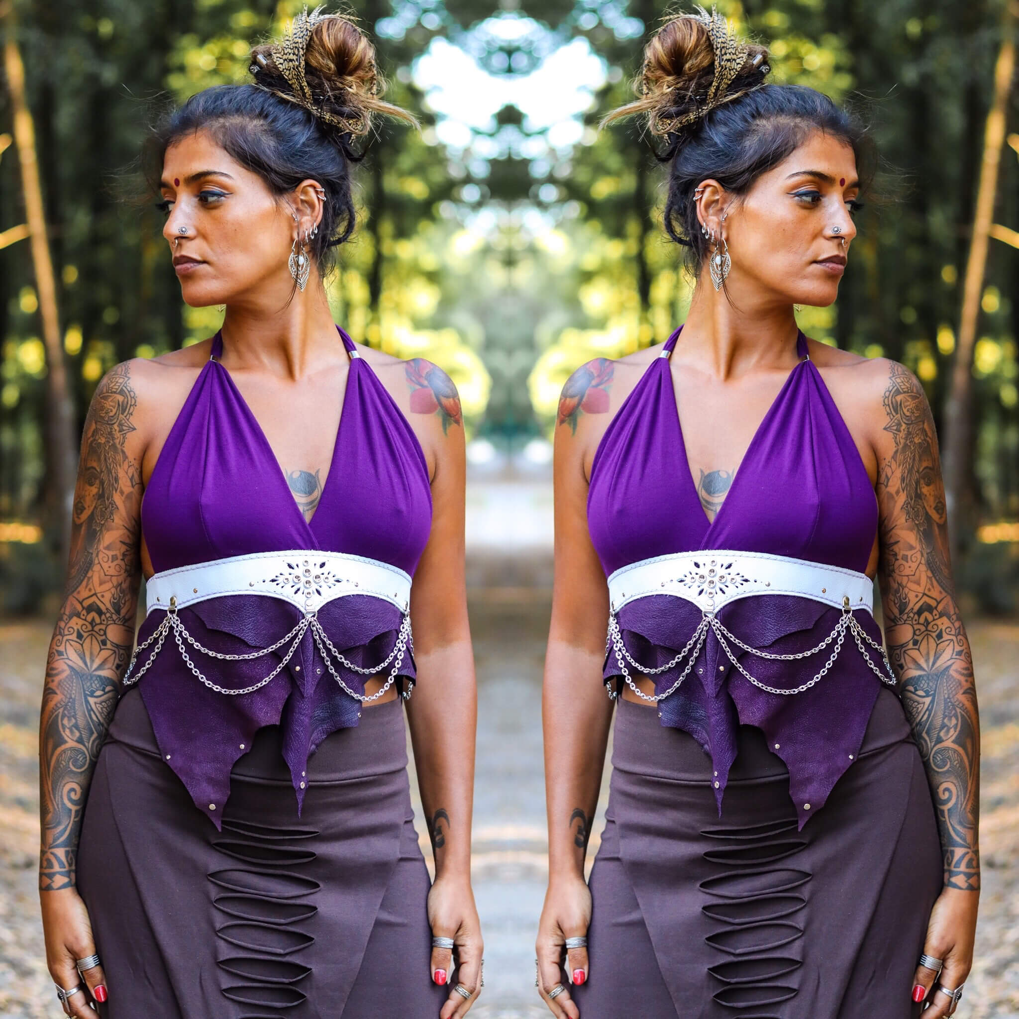 Tribal Fusion Top by Siga Tribal