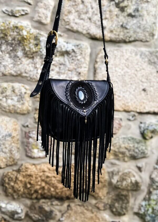 Bag Fringe by Siga Tribal