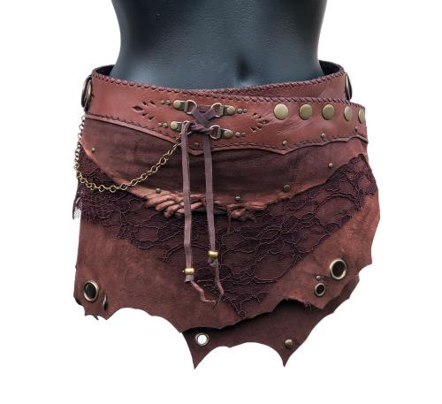 Mini Skirt Belt by Siga Tribal