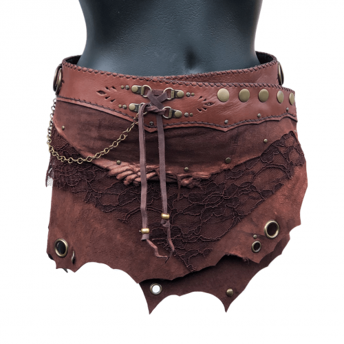 Mini Skirt Belt by Siga Tribal