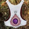 Ivory Vest by Siga Tribal