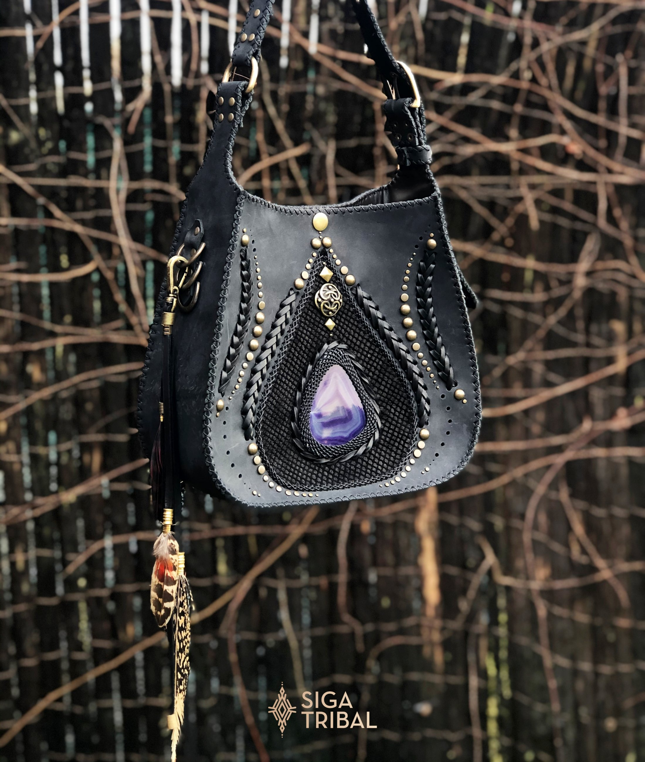 NEPTUNE BAG by Siga Tribal
