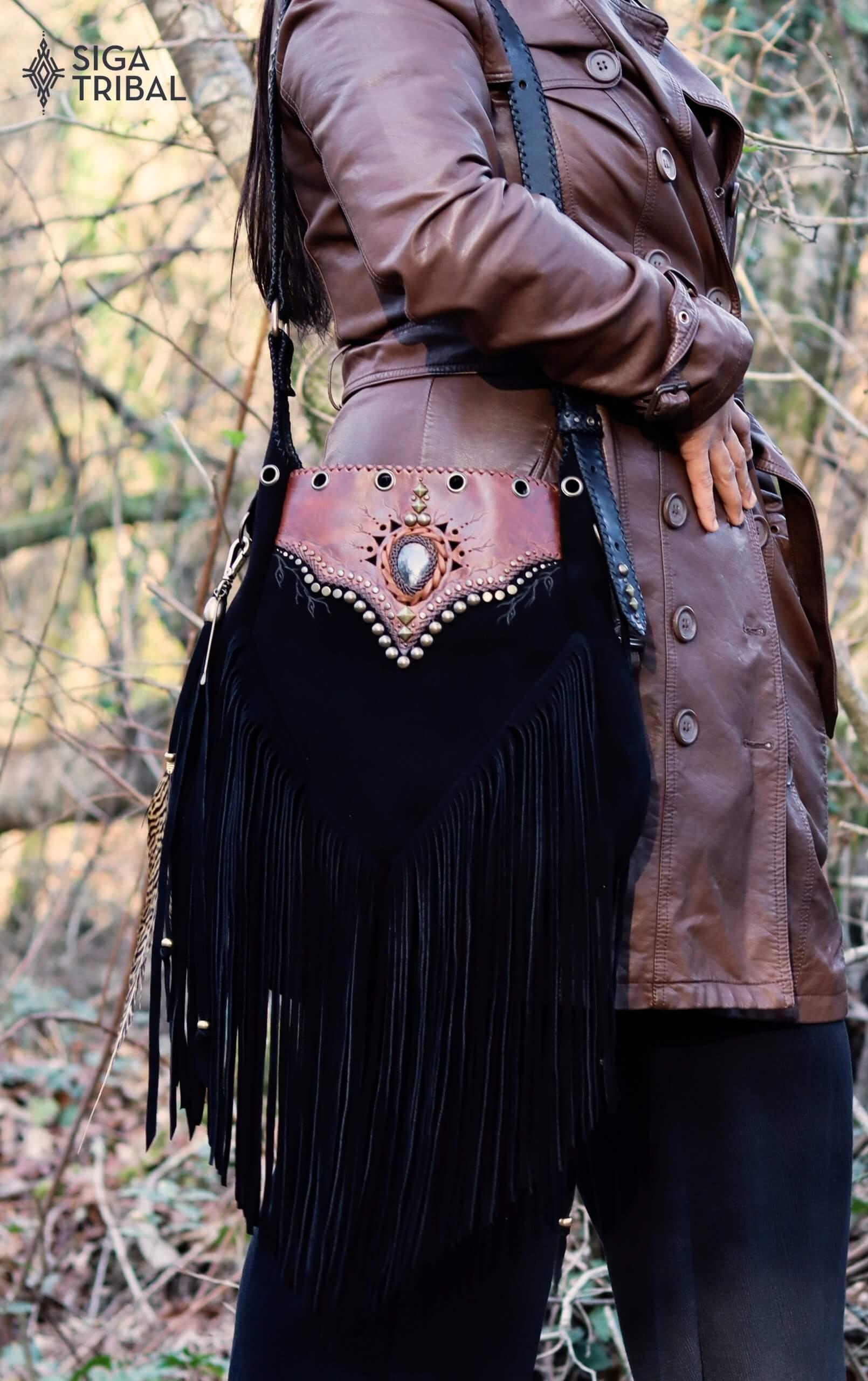 Apache Gold Bag by Siga Tribal