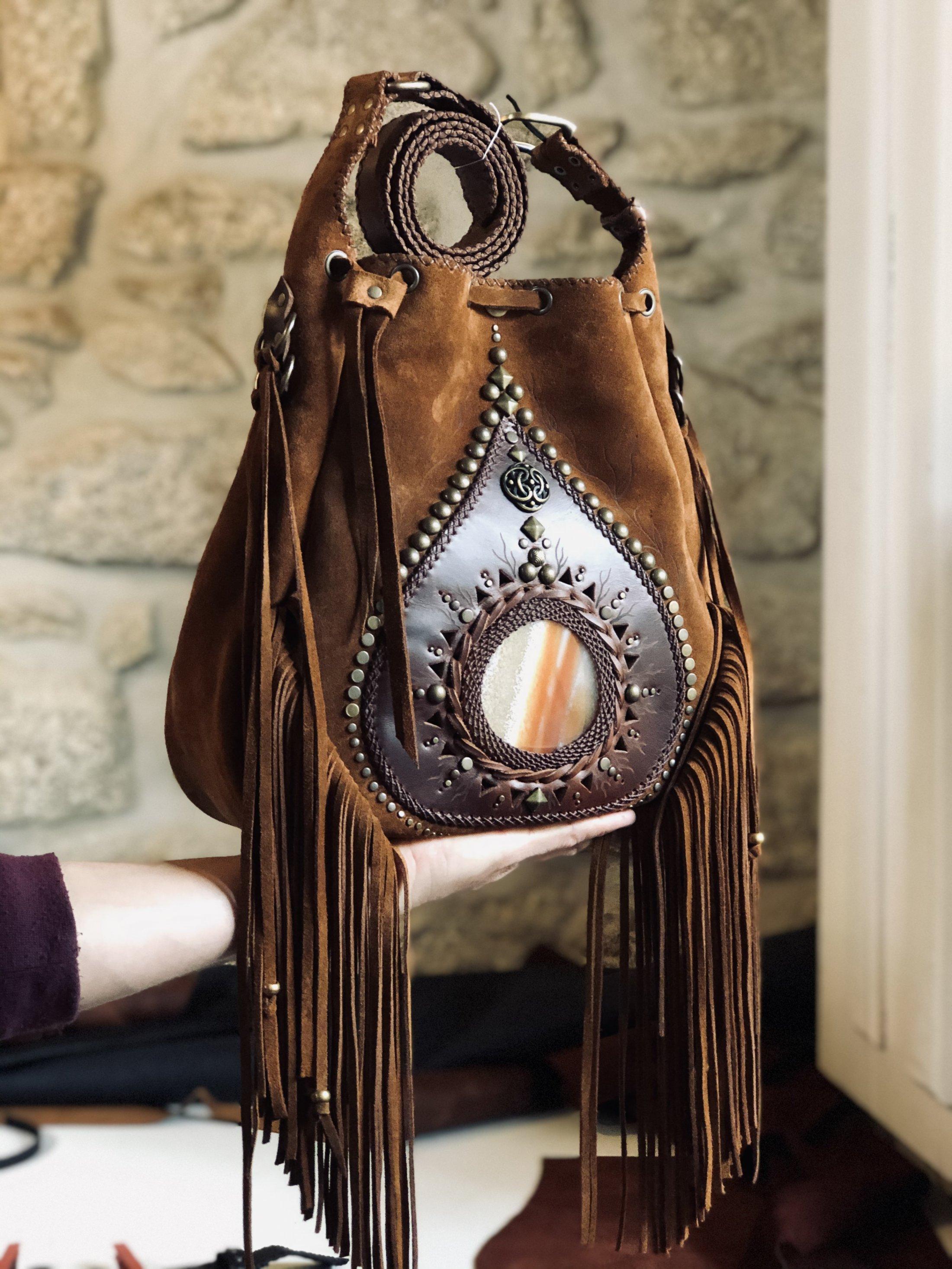 Bag Apache by Siga Tribal