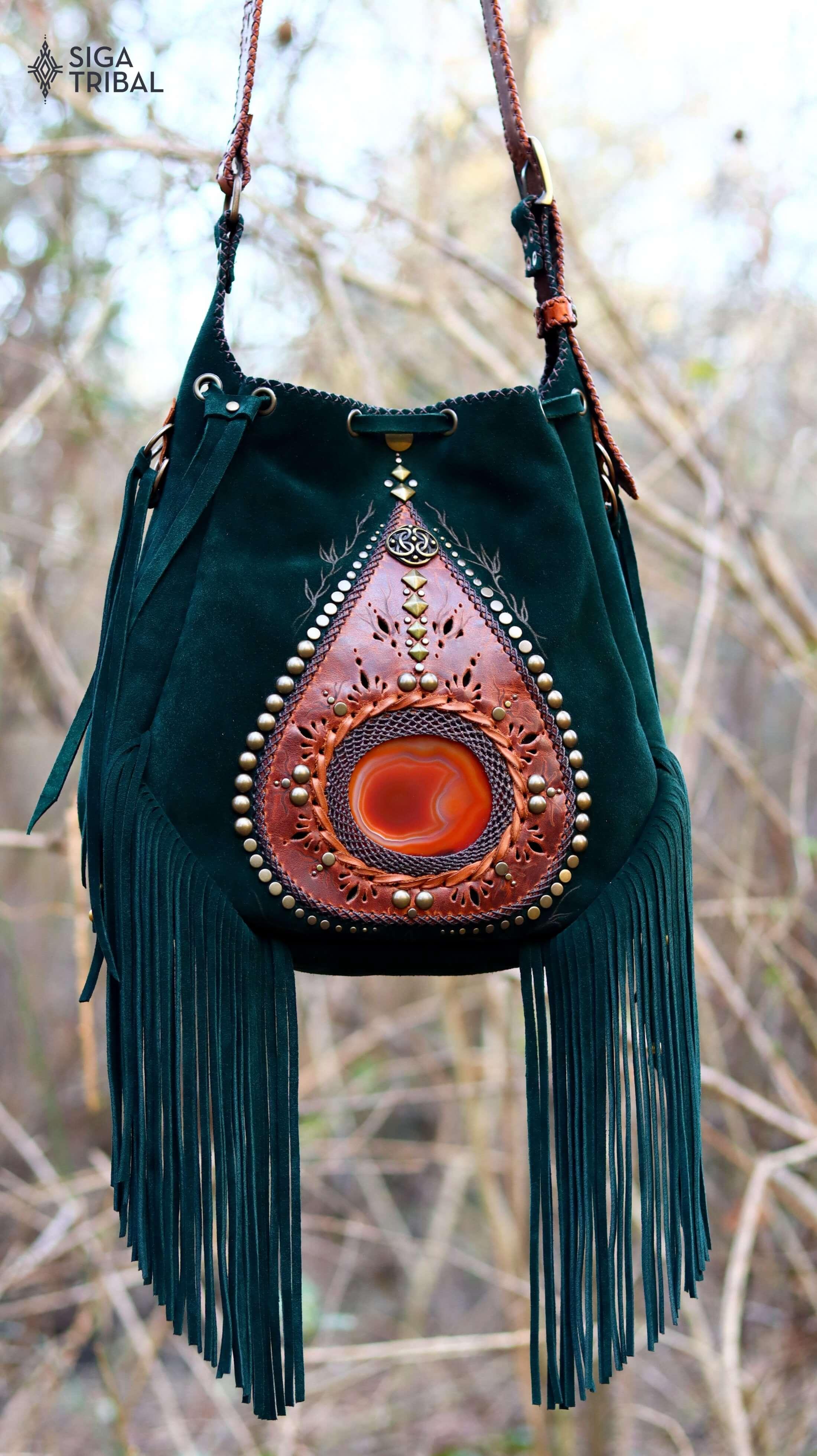 Chimaera Bag by Siga Tribal