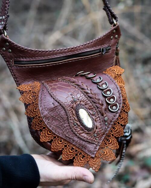 Coldre Bag by Siga Tribal