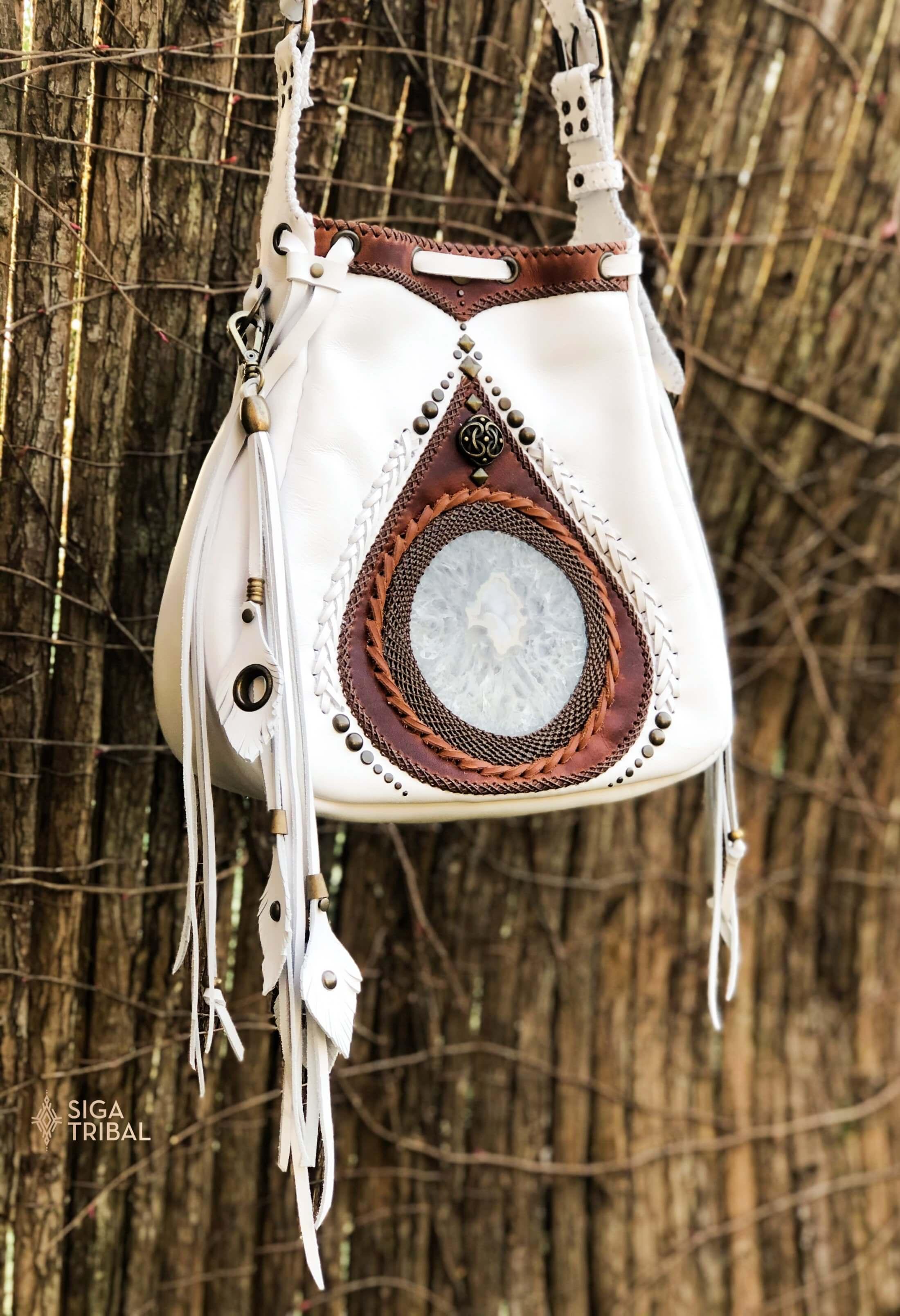 Seashell Bag by Siga Tribal
