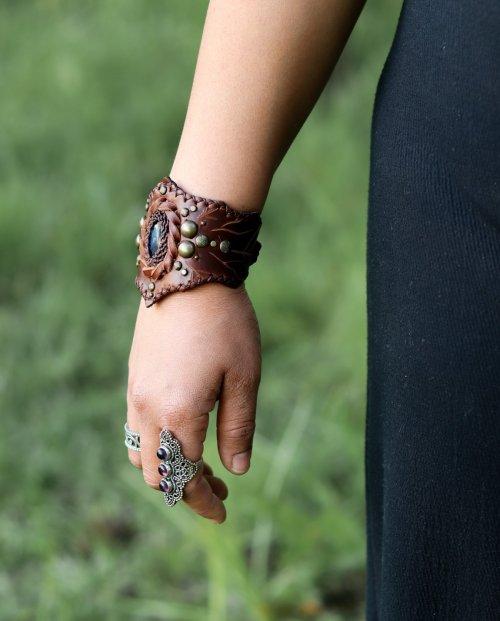 FOREST Bracelet by Siga Tribal