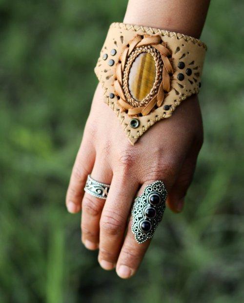 Bracelet Solar by Siga Tribal