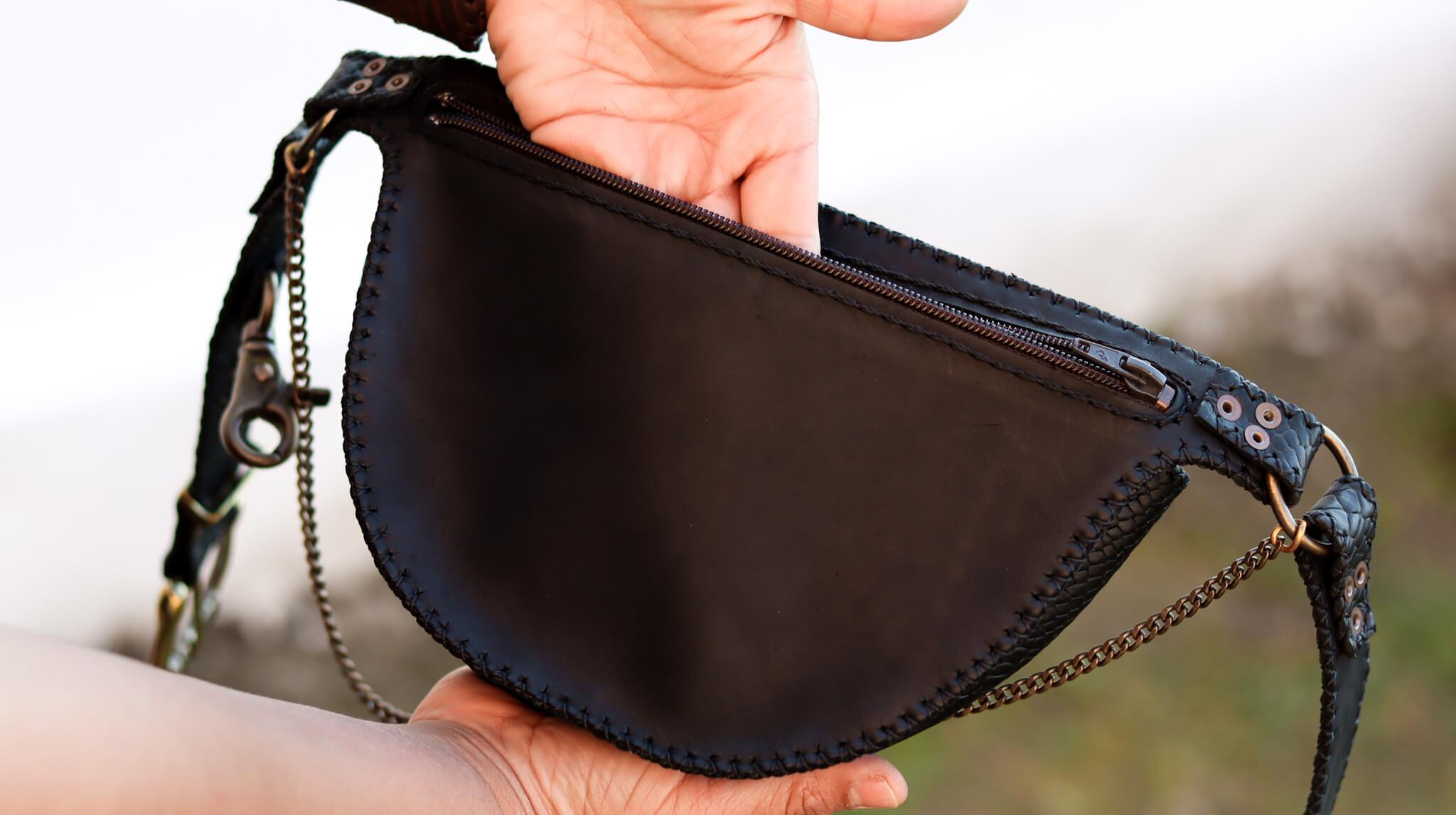 Luna Belt Bag by Siga Tribal