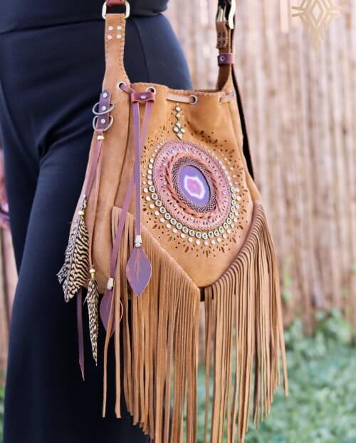 Naia Bag by Siga Tribal