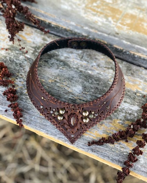 Necklace Tiger Eye by Siga Tribal